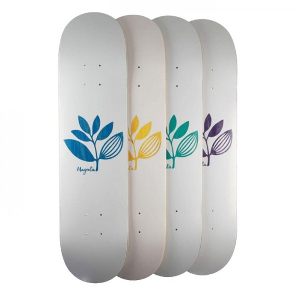 Board Magenta Team Wood Serie