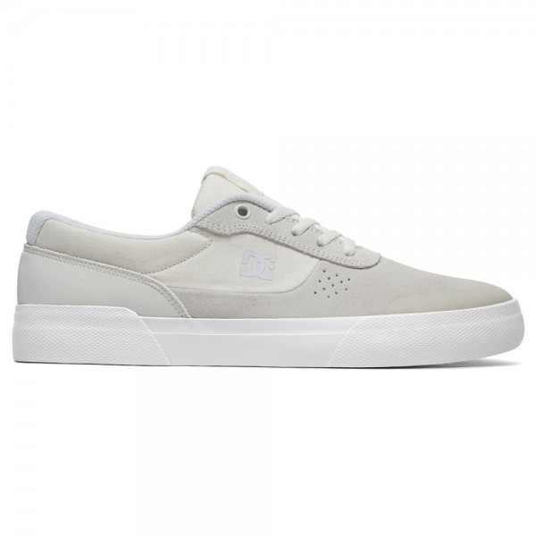 DC Shoes Switch Plus S White