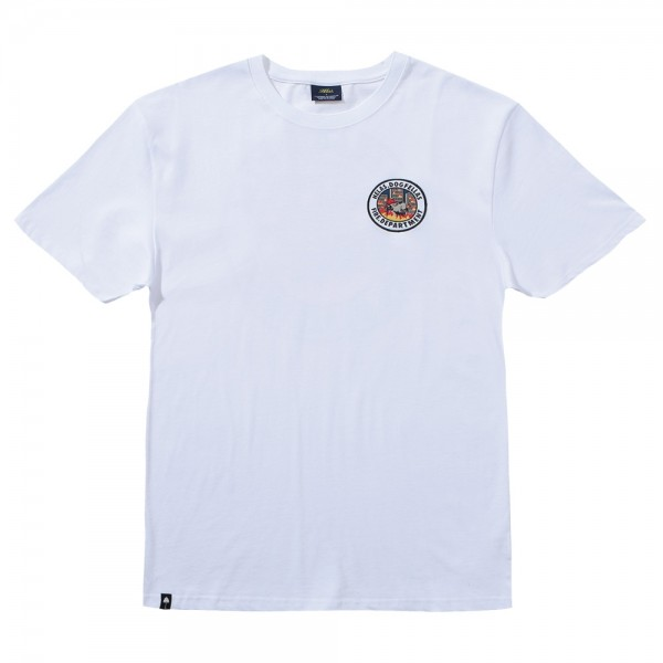 Tee Shirt Helas Fire Dept White