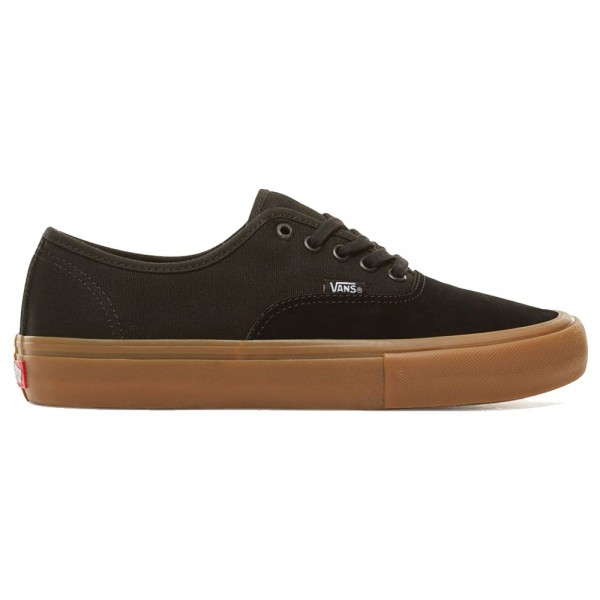 Vans Authentic Pro Black Classic Gum