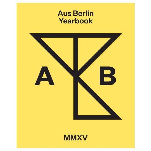 Livre Aus Berlin Year Book 2015