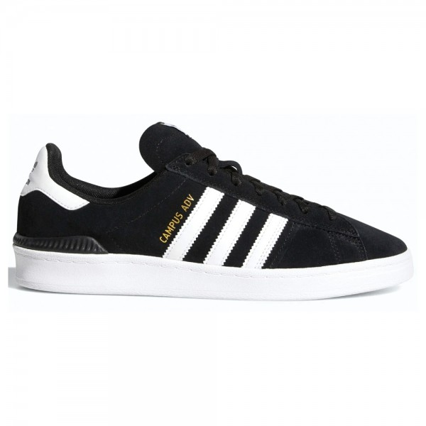 Adidas Campus ADV Core Black Cloud White