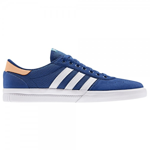 Adidas Lucas Premiere Collegiate Royal White Glow Orange