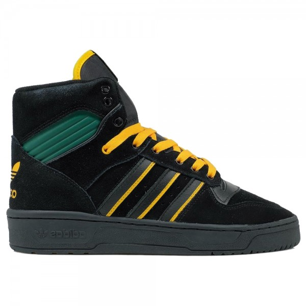 Adidas Rivalry Hi Og X Na-kel Black Gold Green