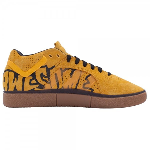 Adidas Tyshawn x Fucking Awesome Mustard Black