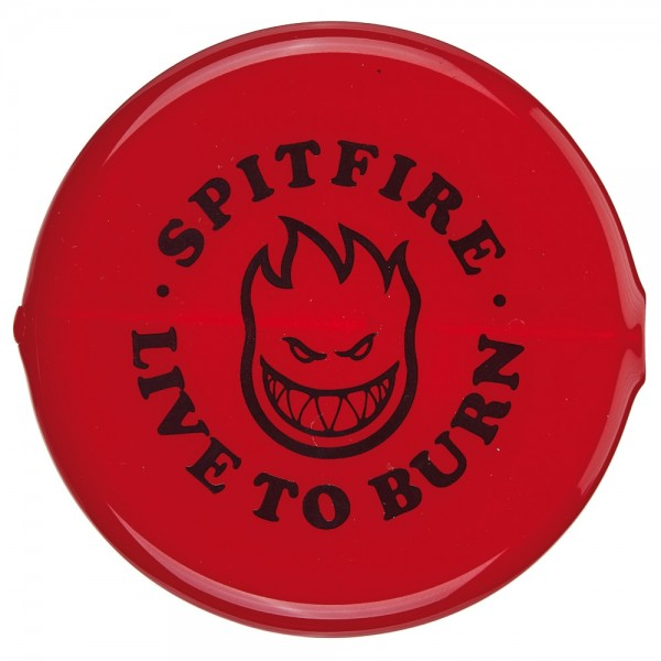 Babybel Spitfire Coin Purse Red