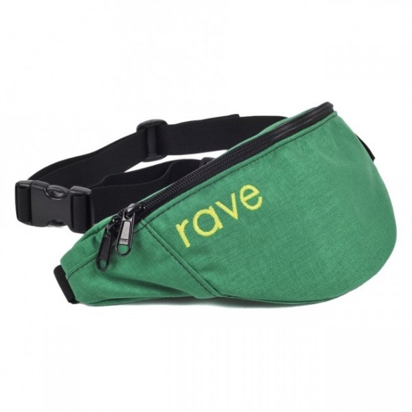 Banane Rave Waist Pack Forest