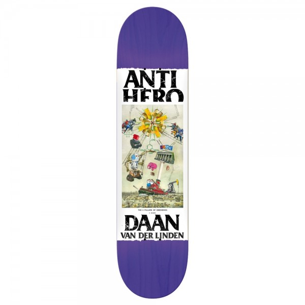 Board Antihero Pillars Of Obedience Daan