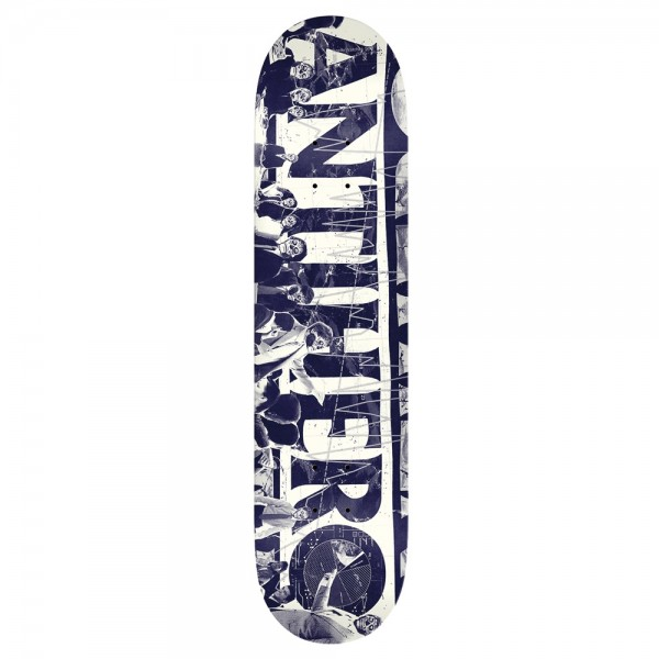 Board Antihero PP Third Quarter White Navy