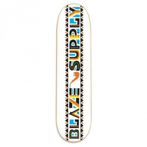 Board Blaze Supply Africa White