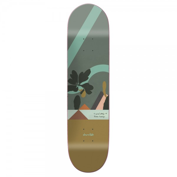 Board Chocolate Hecox Tropical Raven Tershy