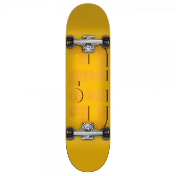 Board Complete Flip Odyssey Embossed Yellow