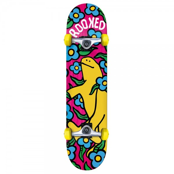 Board Complete Krooked Schmoo Vibes