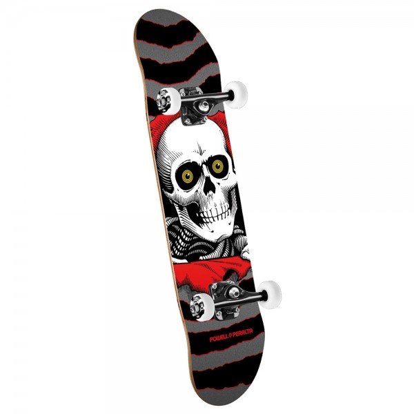 Board Complete Powell Peralta Mini Ripper 13 Silver
