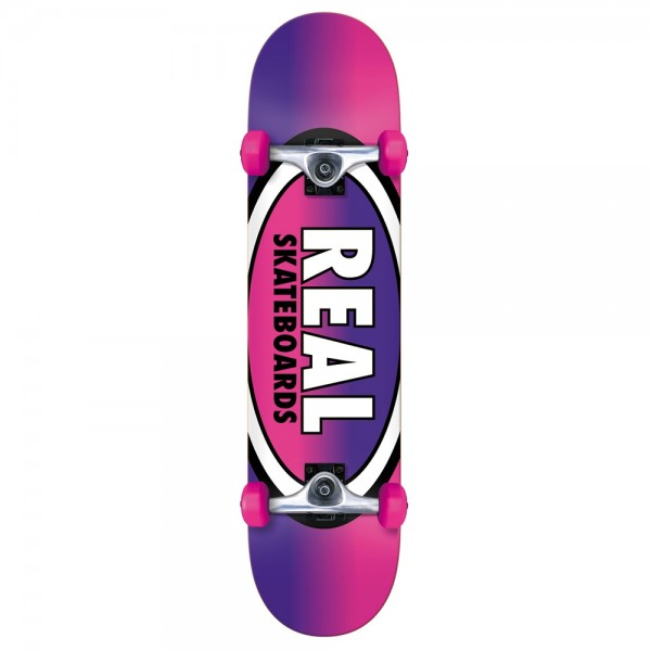 Board Complete Real Oval Fades