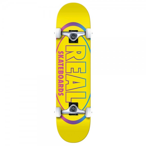 Board Complete Real Team Oval Gleams XL