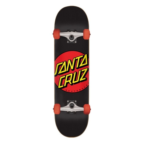 Board Complete Santa Cruz Mic Classic Dot