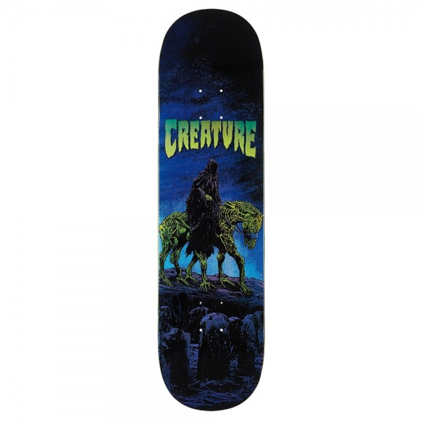 Board Creature Corpse Horse Cold Press