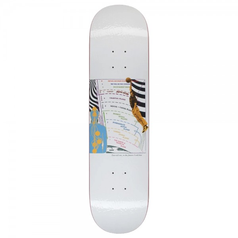 Board Fucking Awesome Cosmic Sage White