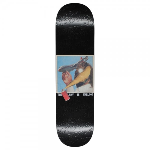 Board Fucking Awesome Skyfall Dipped Black