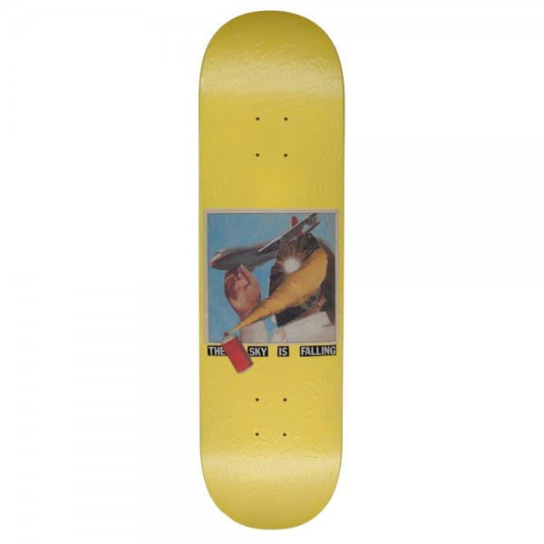 Board Fucking Awesome Skyfall Dipped Yellow