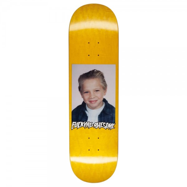 Board Fucking Awesome Vincent Class Photo Deck
