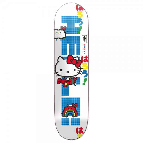 Board Girl Hello Kitty Sanrio Brophy