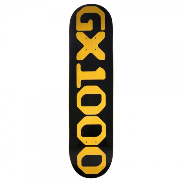 Board GX 1000 Logo Yellow