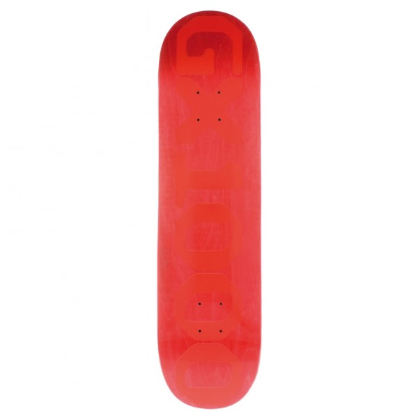 Board GX 1000 OG Logo Red