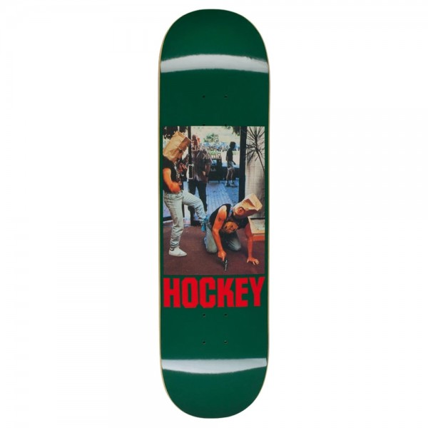 Board Hockey Baghead 2 Green