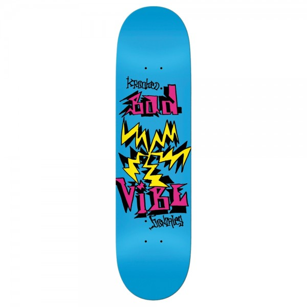 Board Krooked Gonz Bad vibes