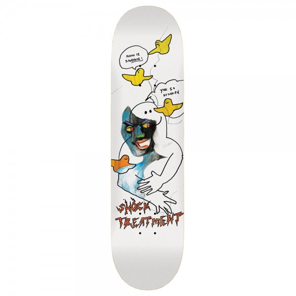 Board Krooked Sandoval Shock Treatment