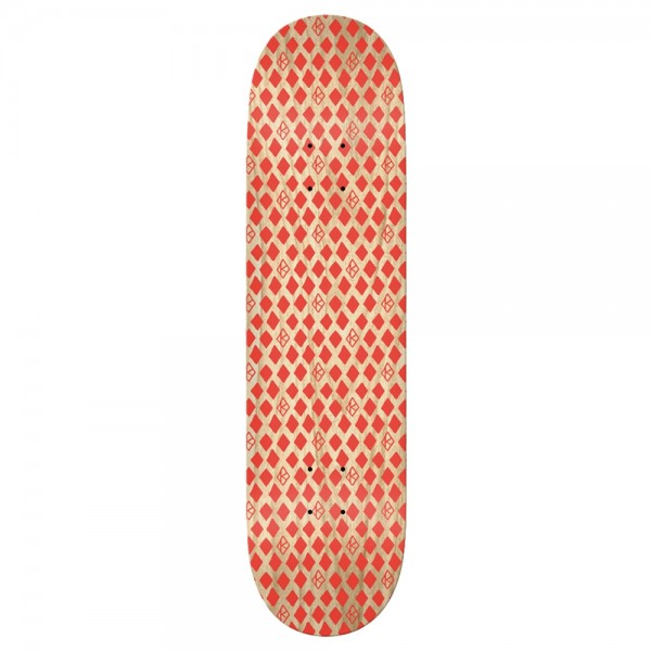 Board Krooker PP Dymonds Red
