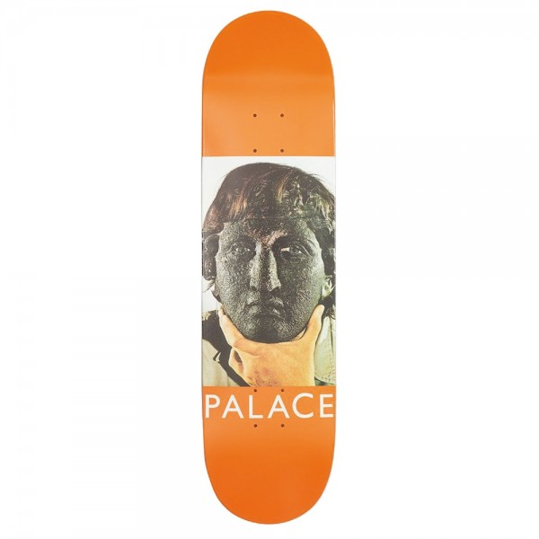 Board Palace Nicked Orange