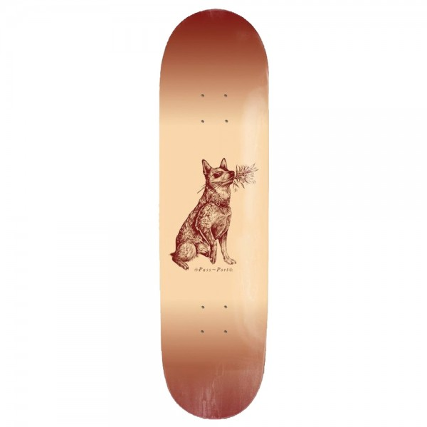 Board Passport Doggo Cream