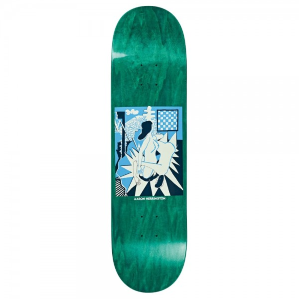 Board Polar 69 Wood Grain Aaron Herrington