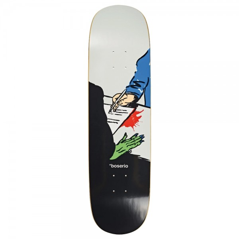 Board Polar Boserio Lifetime Deal P2 Shape