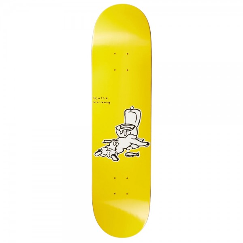 Board Polar Halberg After Work Yellow