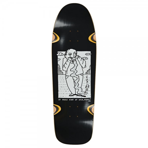 Board Polar Kind Of Nice Black Wheel Well Dane 1