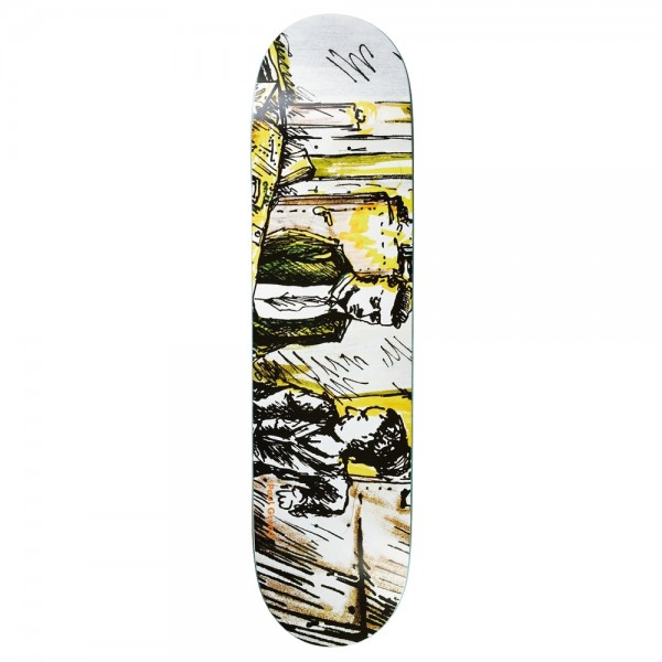 Board polar Grund Le Medusa Colour