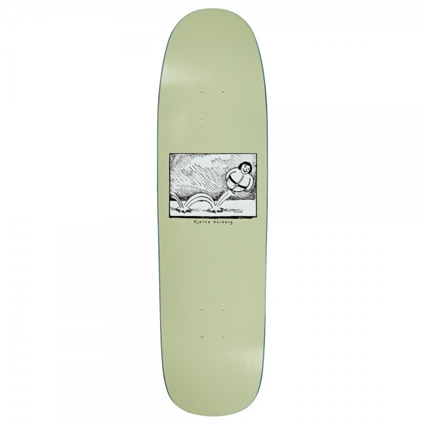 Board Polar P9 Bounce Halberg Light Green
