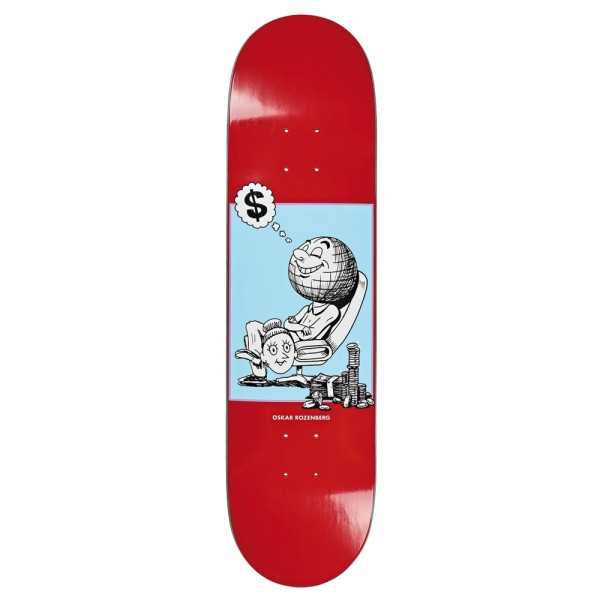 Board Polar Rozenberg Profit Red