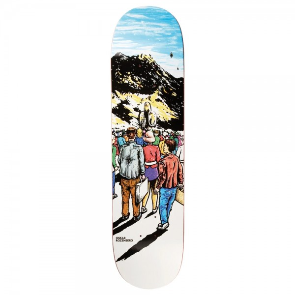 Board Polar Rozenberg Space Settlers