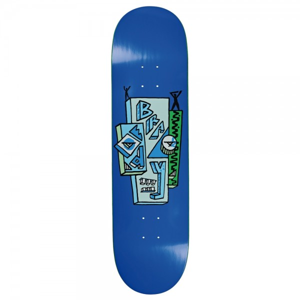 Board Polar Skyscrapper Brady Blue
