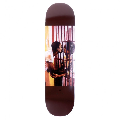 Board Quasi Bars Brown