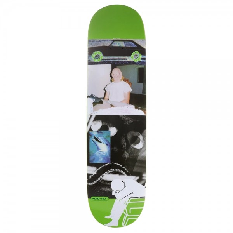 Board Quasi CBD Car Green