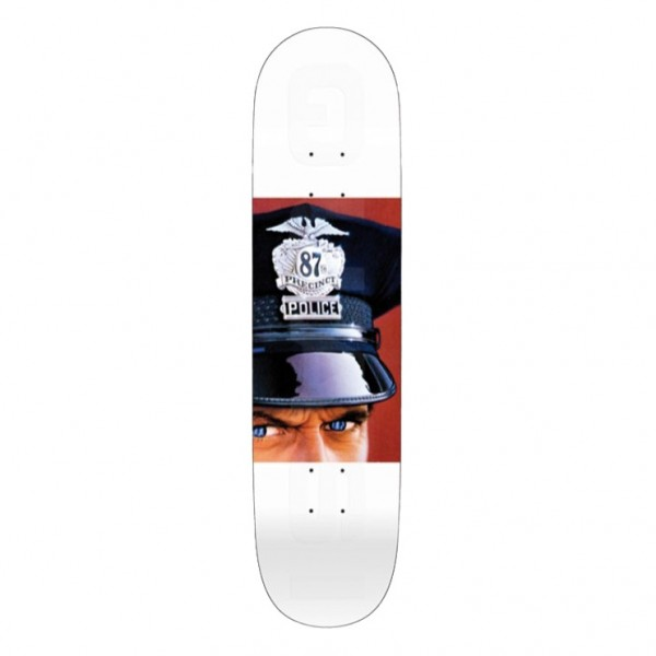 Board Quasi Copper White