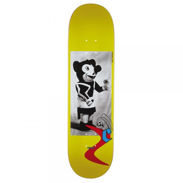 Board Quasi Crockett Gary Yellow