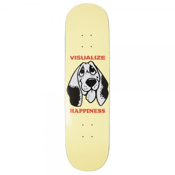 Board Quasi Happy Yellow