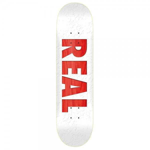 Board Real Bold Team Series White